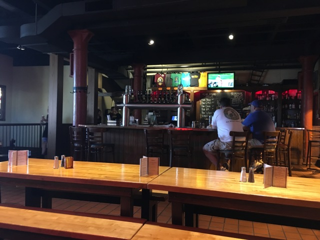 Penn Brewery Bar 1