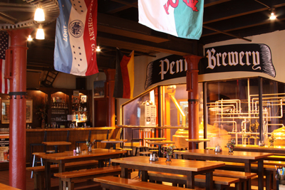 Penn Brewery Bar