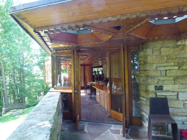View into Dining Area