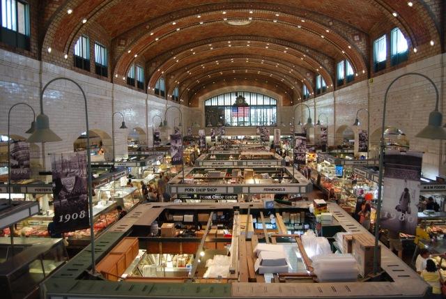 Westside Market Overhead