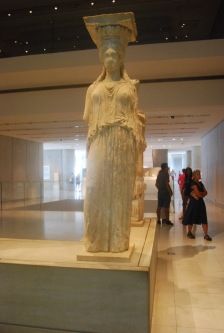 Caryatid from the Erchtheion