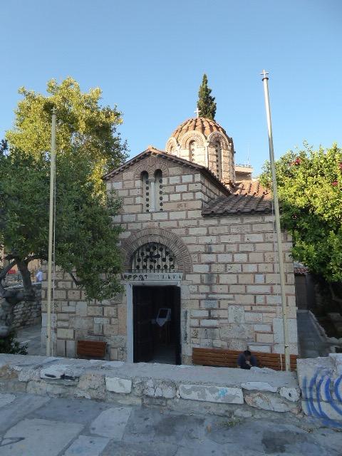 Ekklisia Agii Asomati ke Agios Georgios Church