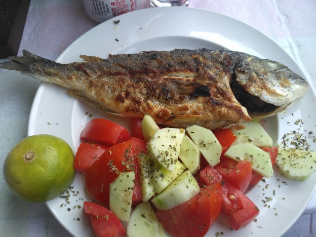 Grilled-sea-bream