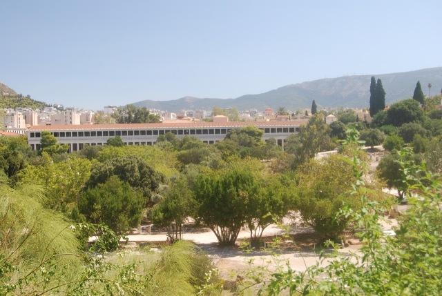 Grounds of the Agora