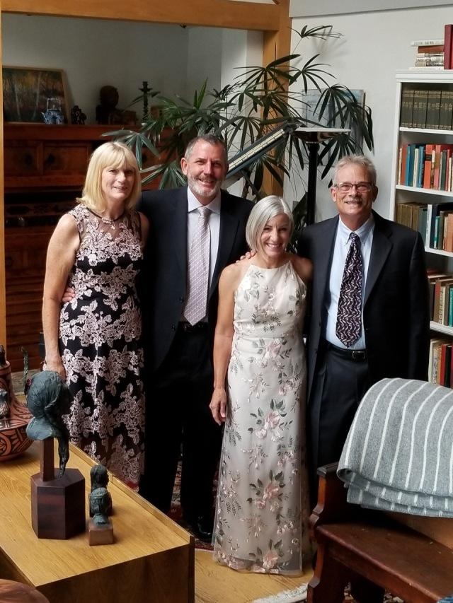 Kim, Marty, Joanna and Jerry