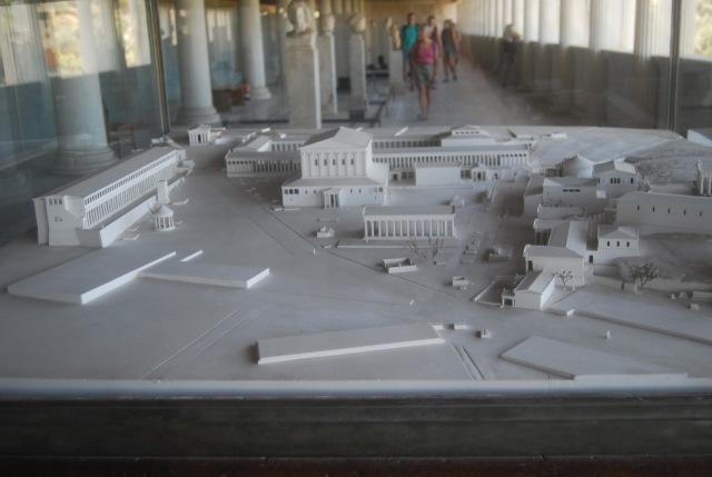 Model of the Agora