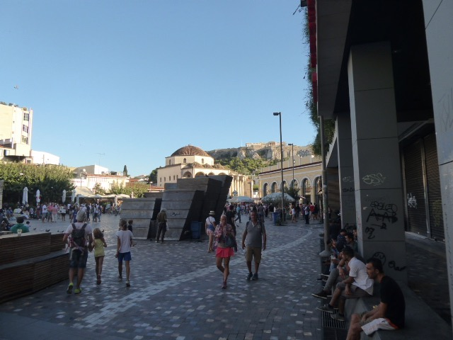 Monastiraki Plaza
