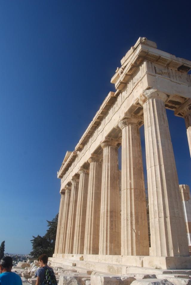 Parthenon Portrait