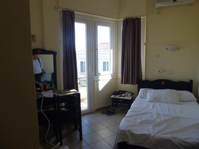 Room at Hotel Phaedra
