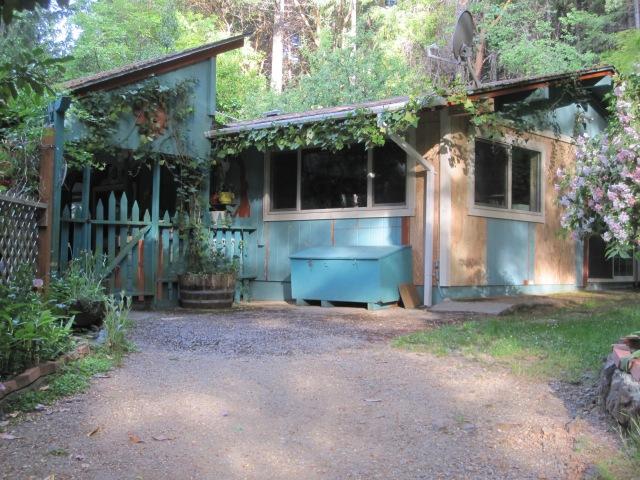 The Main House at Angst