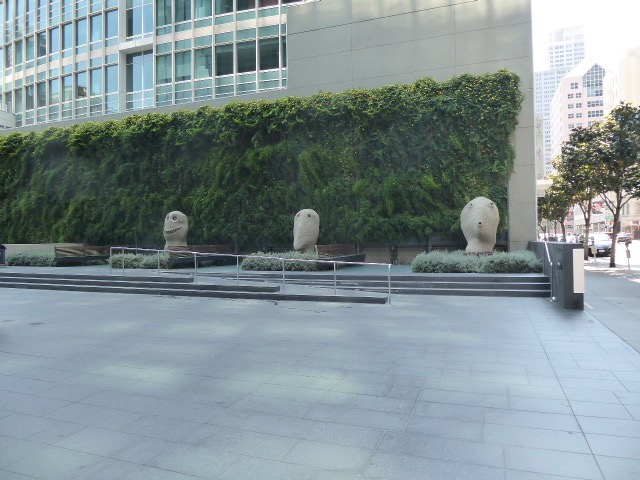 The Three Statues