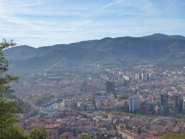 Bilbao On High