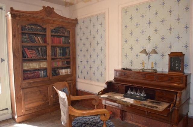 casa-museo-sierra-pambley Office