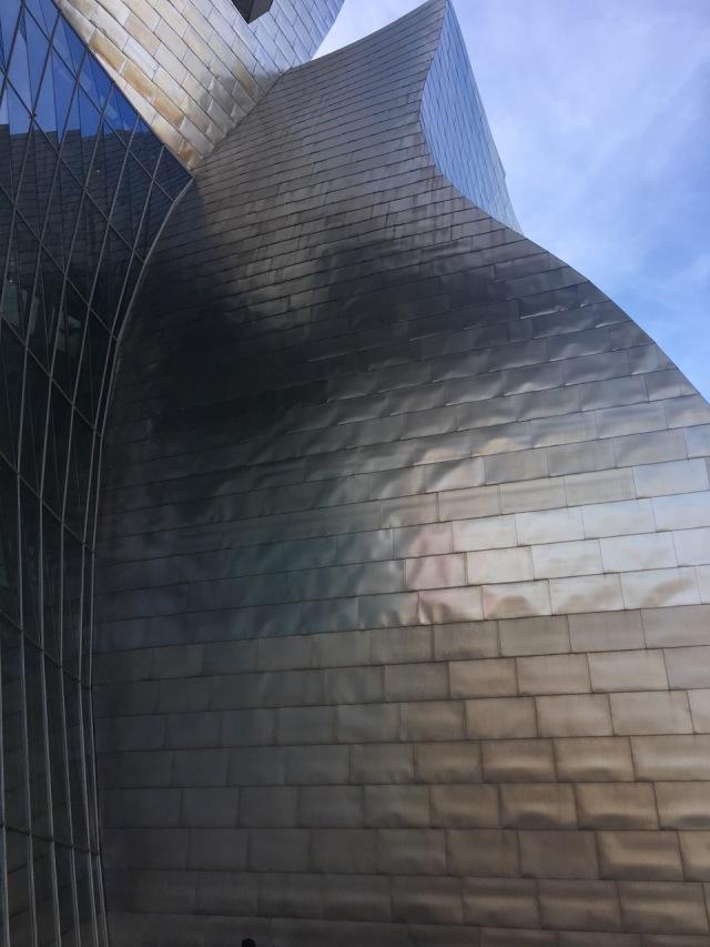 Curved Titanium Exterior