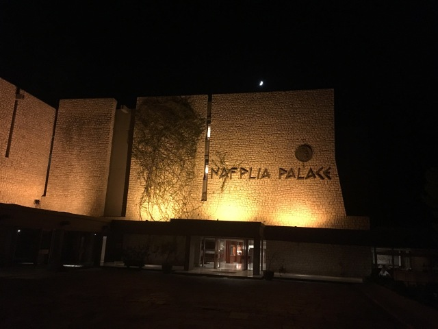 Nafplia Palace Night