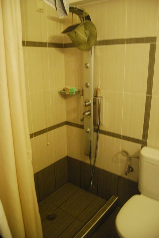Naxos Shower