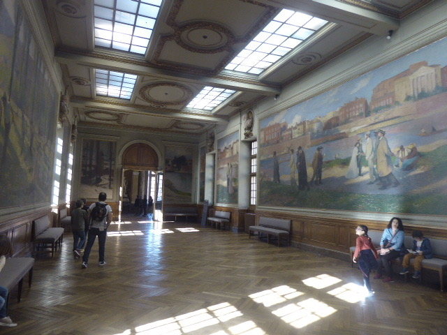 Salle des Illustres