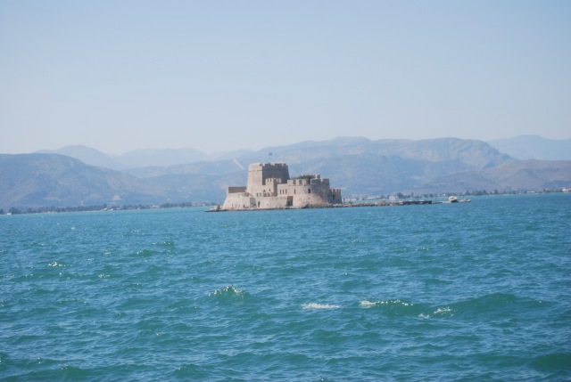 The Fortress in the Harbor