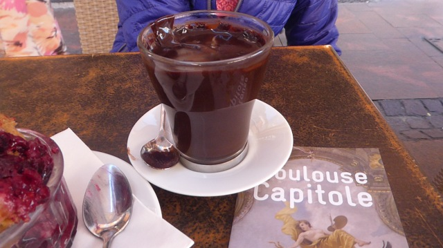 Thick Chocolate Drink