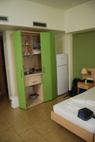 Kitchen at Athina