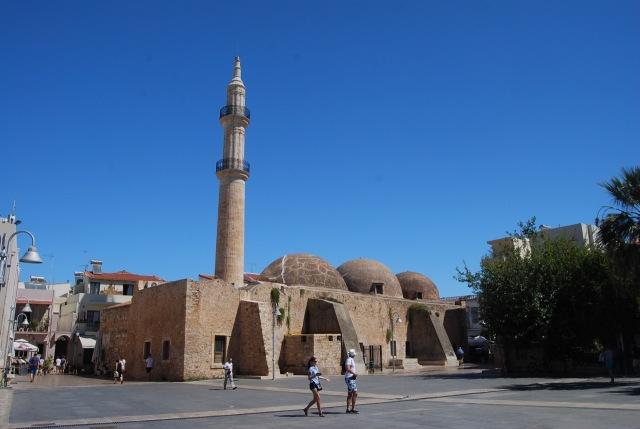 Minaret of the Mosque of Nerantzes