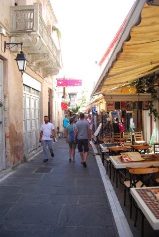Narrow Street One