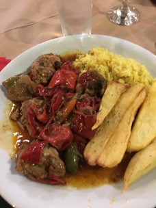 Pork and Peppers