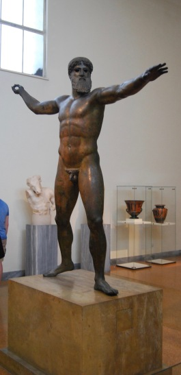 The Artemision Bronze 2