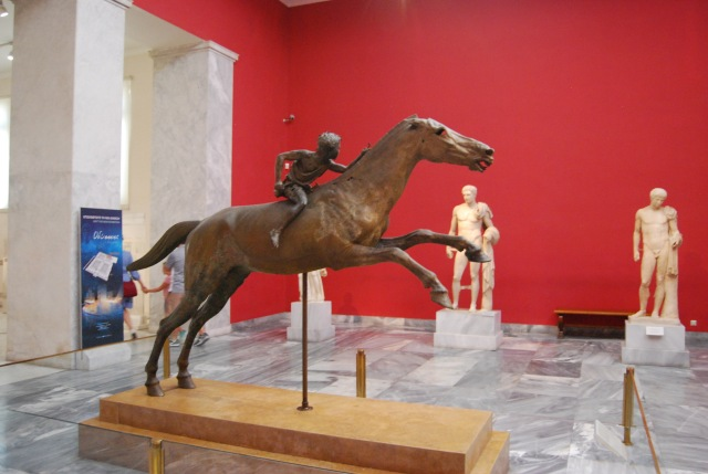 The Artemision Jockey 1