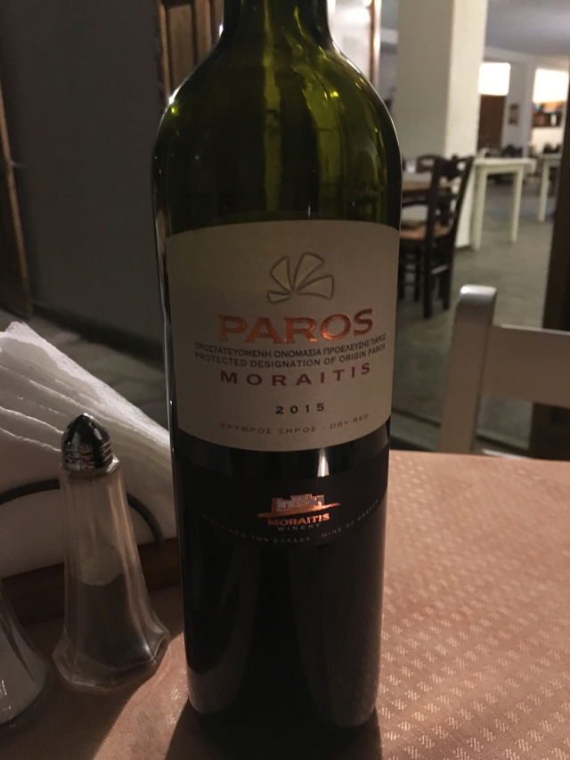 The 25 Euro Bottle of Wine