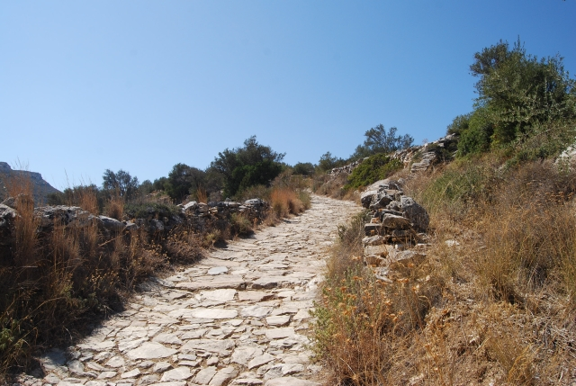 Section of Ancient Road