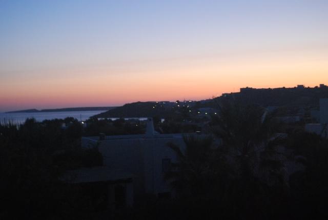 Sunrise 9-15