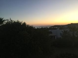 Sunrise First Morning
