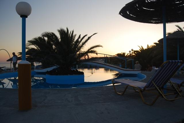 Sunset at Caldera View