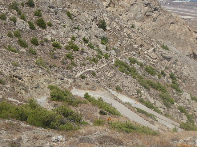 The Road to Thera