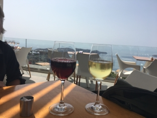 Two Wines and a View