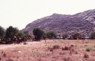 Wild Camping Kalimbitres -1979
