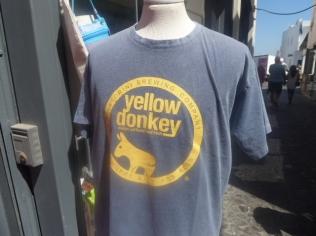 Yellow Donkey Brewing T-Shirt