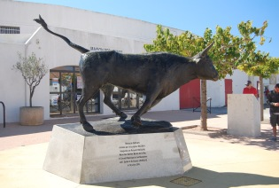 A Famous Bull