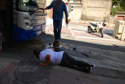 The Bus Incident in 2014