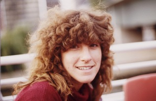 Joanna in 1982