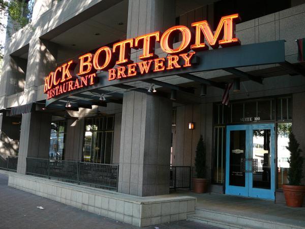 Rock Bottom Entrance
