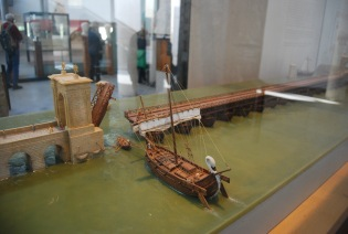 Roman Bridge Model