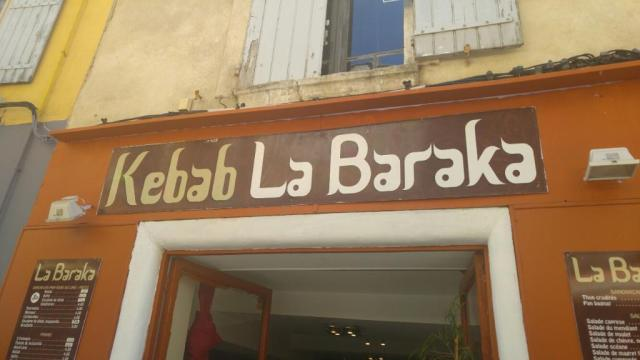 Kebab La Baraka
