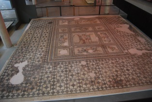 Portion of Tile Floor