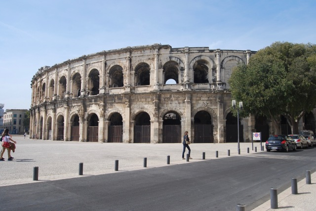The Arena at Nimes