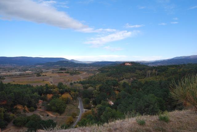 Luberon View 1
