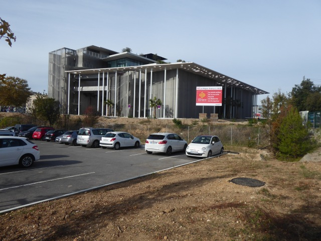 New Medical School Building