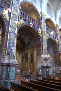 Notre-Dame des Anges Detail