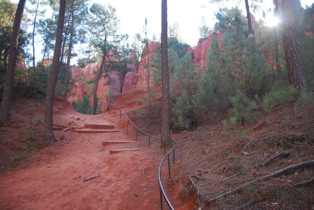 Ochre Path Up